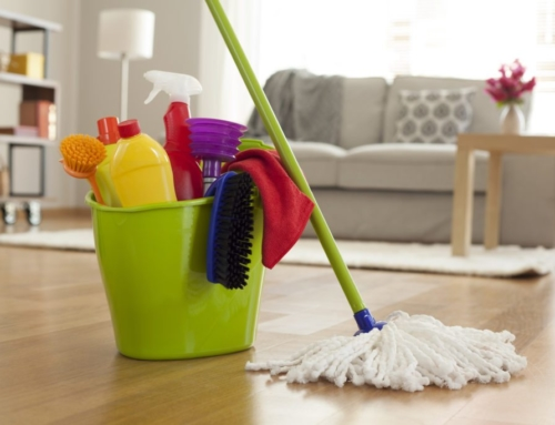 3 Ways to Make House Cleaning Faster and Easier