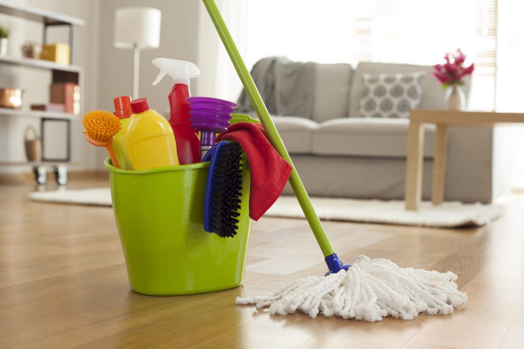 3 Ways to Make House Cleaning Faster and Easier - Mona Cleaning