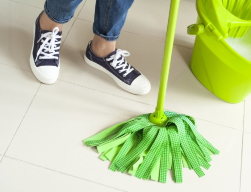 How to Go to Green Housecleaning One Step at a Time